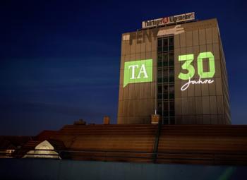 News 01/2020: Licht[-]projektion zum 30. Jubiläum