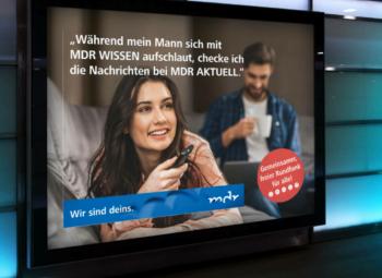 News 03/2021: Imagekampagne des Mitteldeutschen Rundfunks