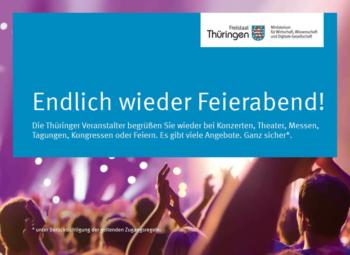 News 09/2021: Crossmediale Kampagne für das Thüringer Ministerium