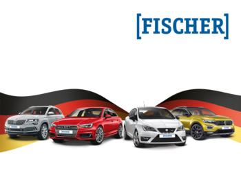 Gut aufgestellt - Die WM-Aktion 2018 vom Autohaus Fischer