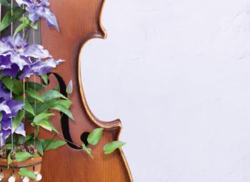 Ein musikalisches Bouquet