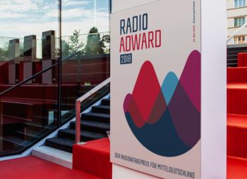 Radio Adward 2018 – Der schönste Radiopreis Mitteldeutschlands