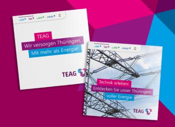 Warum TEAG? Die Energieexperten stellen sich vor.
